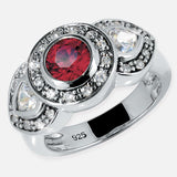 Maharajah Ruby Ring