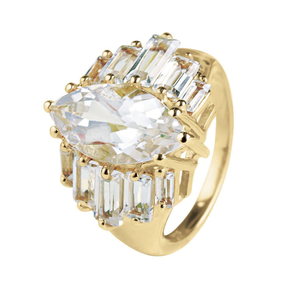 Venus Gold Ring