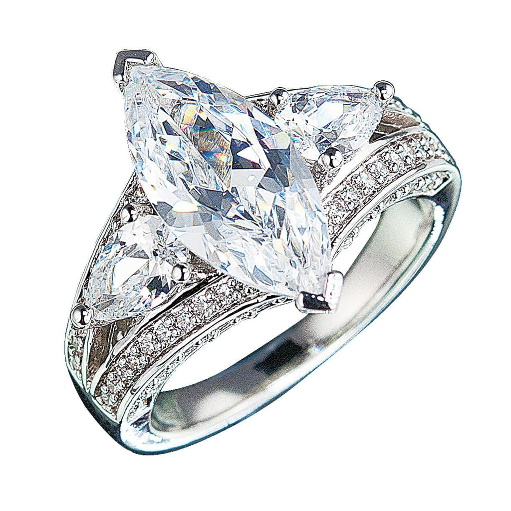 Millionaire Marquise Ring