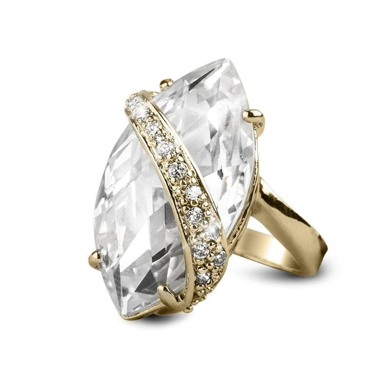 Devotion Marquise Ring