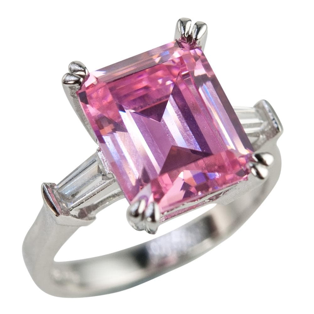 Pink Billionaire Ladies Ring