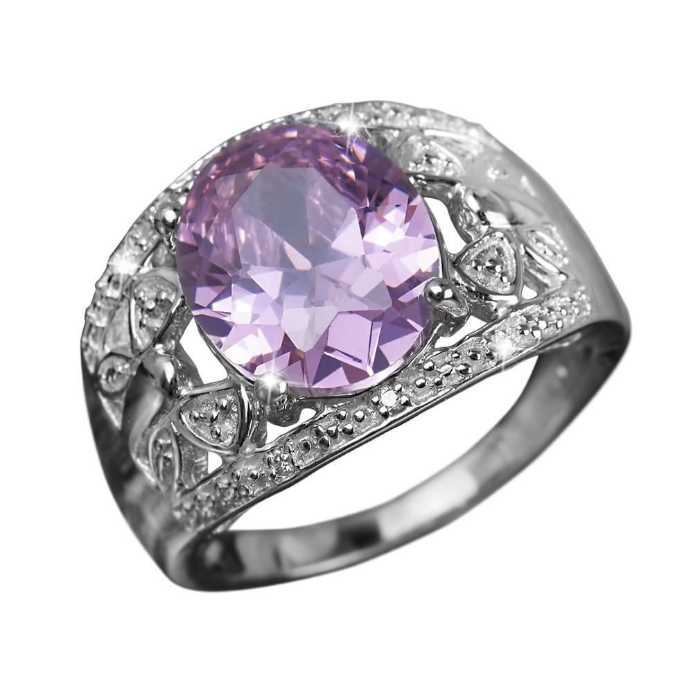 Rosette Ladies Ring