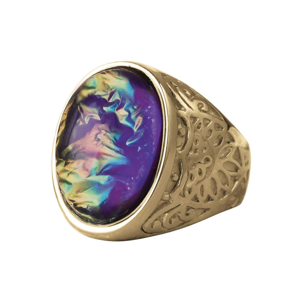 Lucent Purple Ring