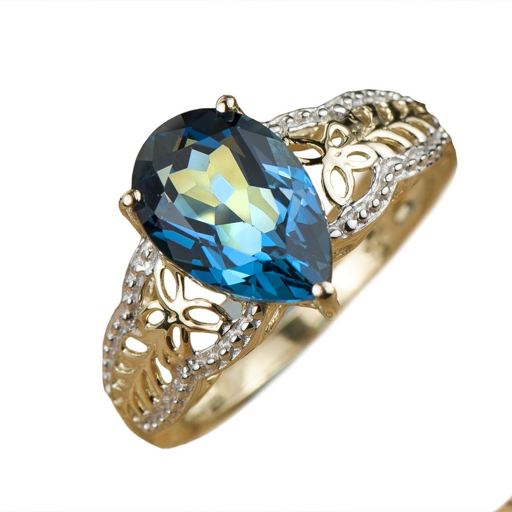 Parade Topaz Ring