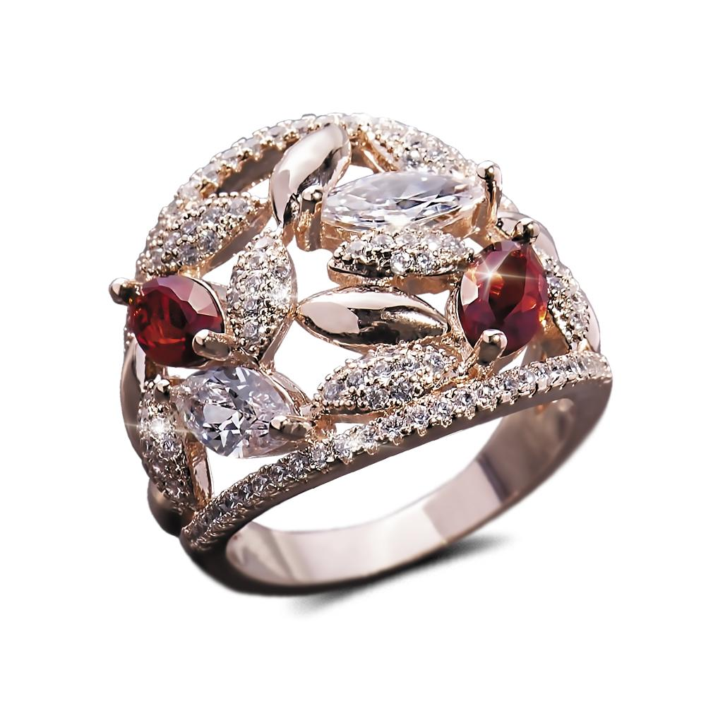 Fever Rose Ring