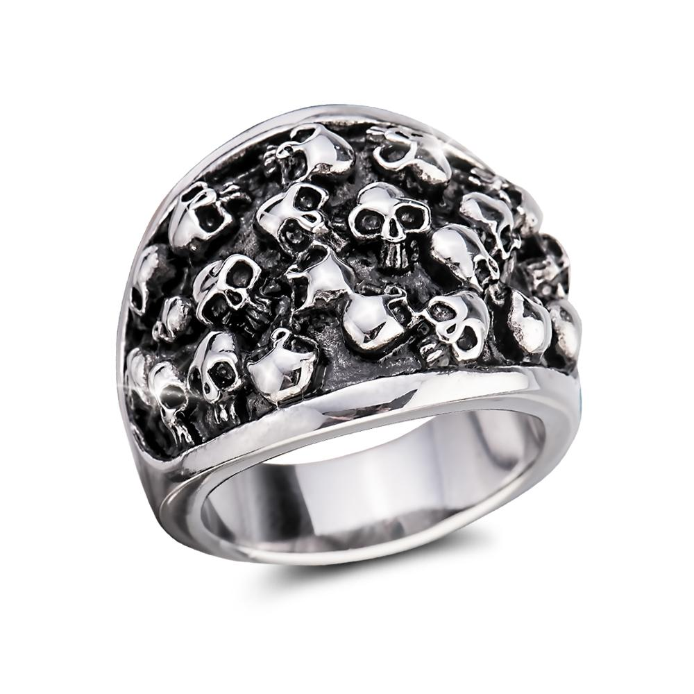 Catacomb Men's Ring