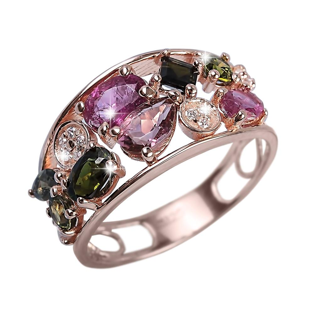 Tourmaline Spice Ring