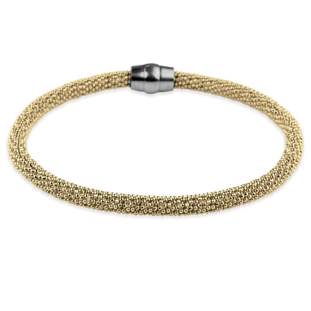 Cleopatra Yellow Gold Bracelet
