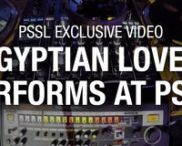 Egyptian Lover Performs at PSSL