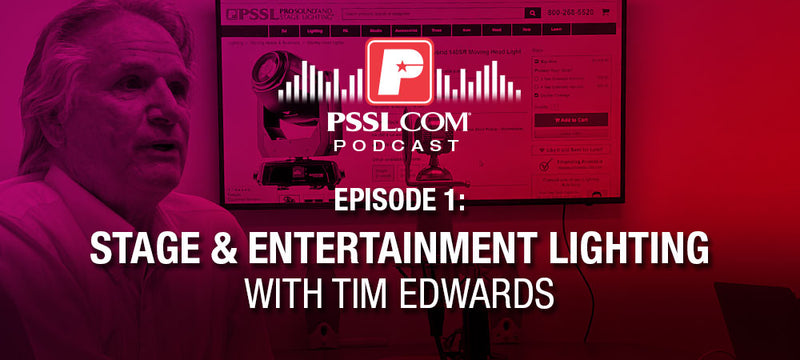 Stage and Entertainment Lighting with Tim Edwards