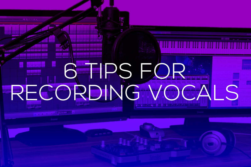 It's All in the Vox: 6 Tips for Making Vocals Shine