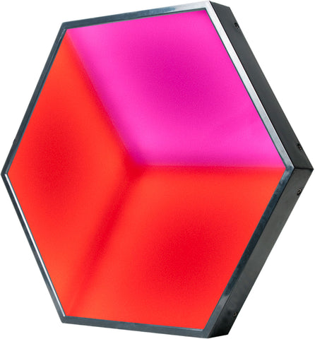 ADJ 3D Vision LED Hexagon Panel