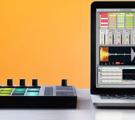 Ableton Push 2 Controller with software