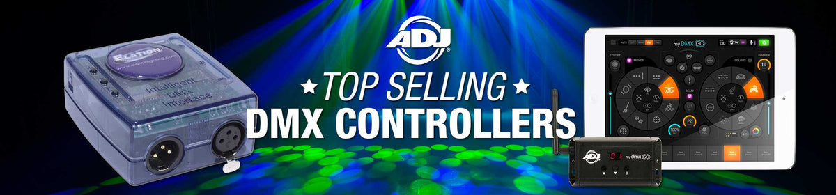 Top Selling DMX Controllers