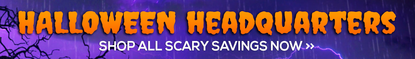 Halloween Headquarters - Shop All Scary Savings Now