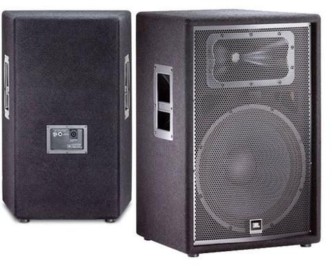 JBL JRX215 Passive Speakers