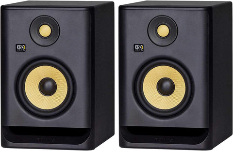 KRK Rokit Studio Monitors