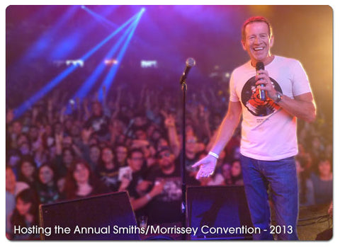 Hosting the Annual Smiths/Morrissey Convention 2013