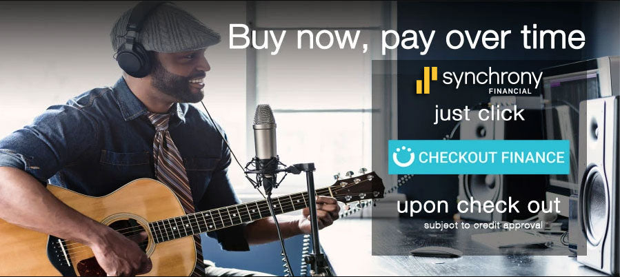 Buy Now, pay over time with Synchrony