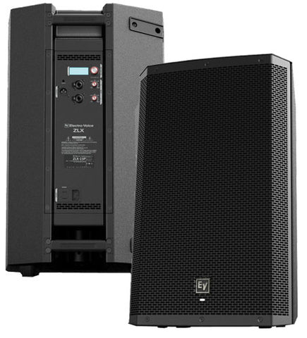 Electro-Voice ZLX15P Powered Speakers