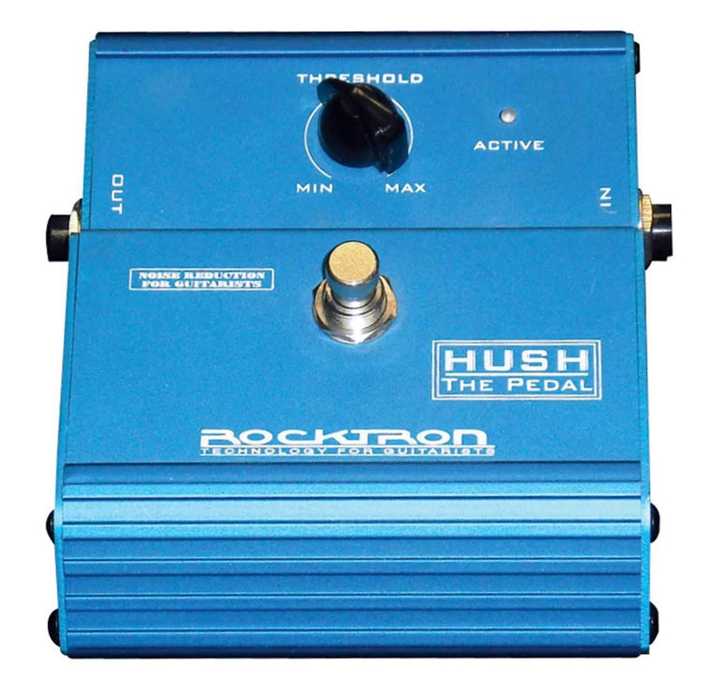 Rocktron 0011406 Hush Pedal / Noise Reduction - PSSL ProSound and Stage Lighting