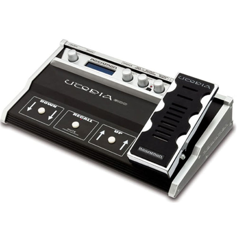 Rocktron 0011560 Utopia Floor Multi Fx Processor - PSSL ProSound and Stage Lighting