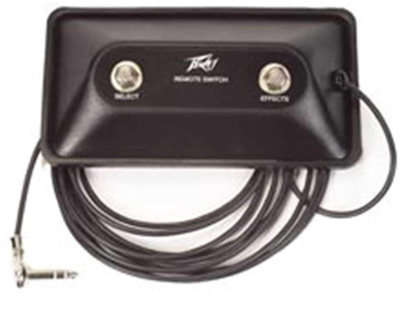 Peavey Footswitch for Use with Bandit and Delta Blues - PSSL ProSound and Stage Lighting
