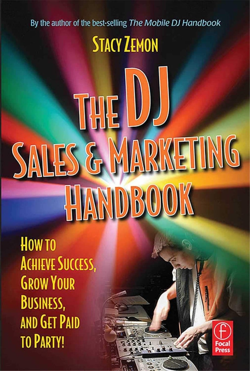 Hal Leonard Dj Sales And Marketing Handbook - PSSL ProSound and Stage Lighting