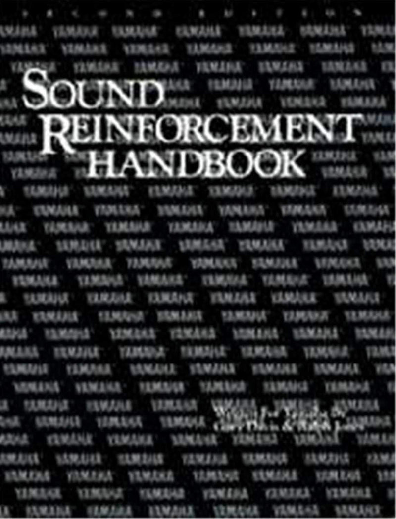 Yamaha Sound Reinforcement Book - PSSL ProSound and Stage Lighting