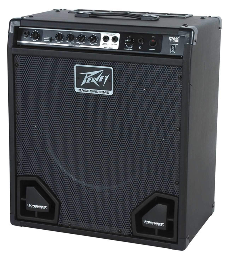 Peavey Max 115 1 x 15 Bass Combo Amp - PSSL ProSound and Stage Lighting