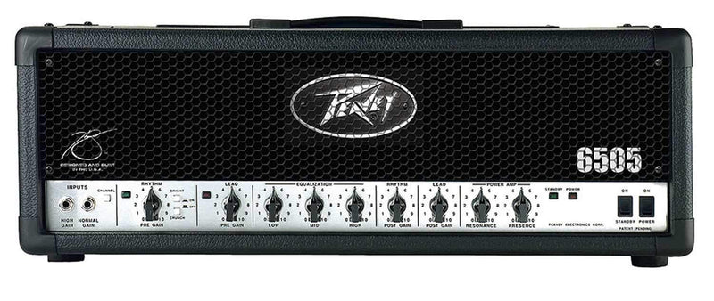 Peavey 6505 Guitar Amp Head - PSSL ProSound and Stage Lighting