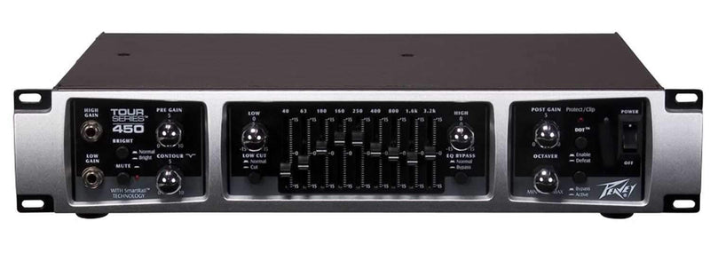 Peavey Tour 450 Bass Amplifier Head - PSSL ProSound and Stage Lighting