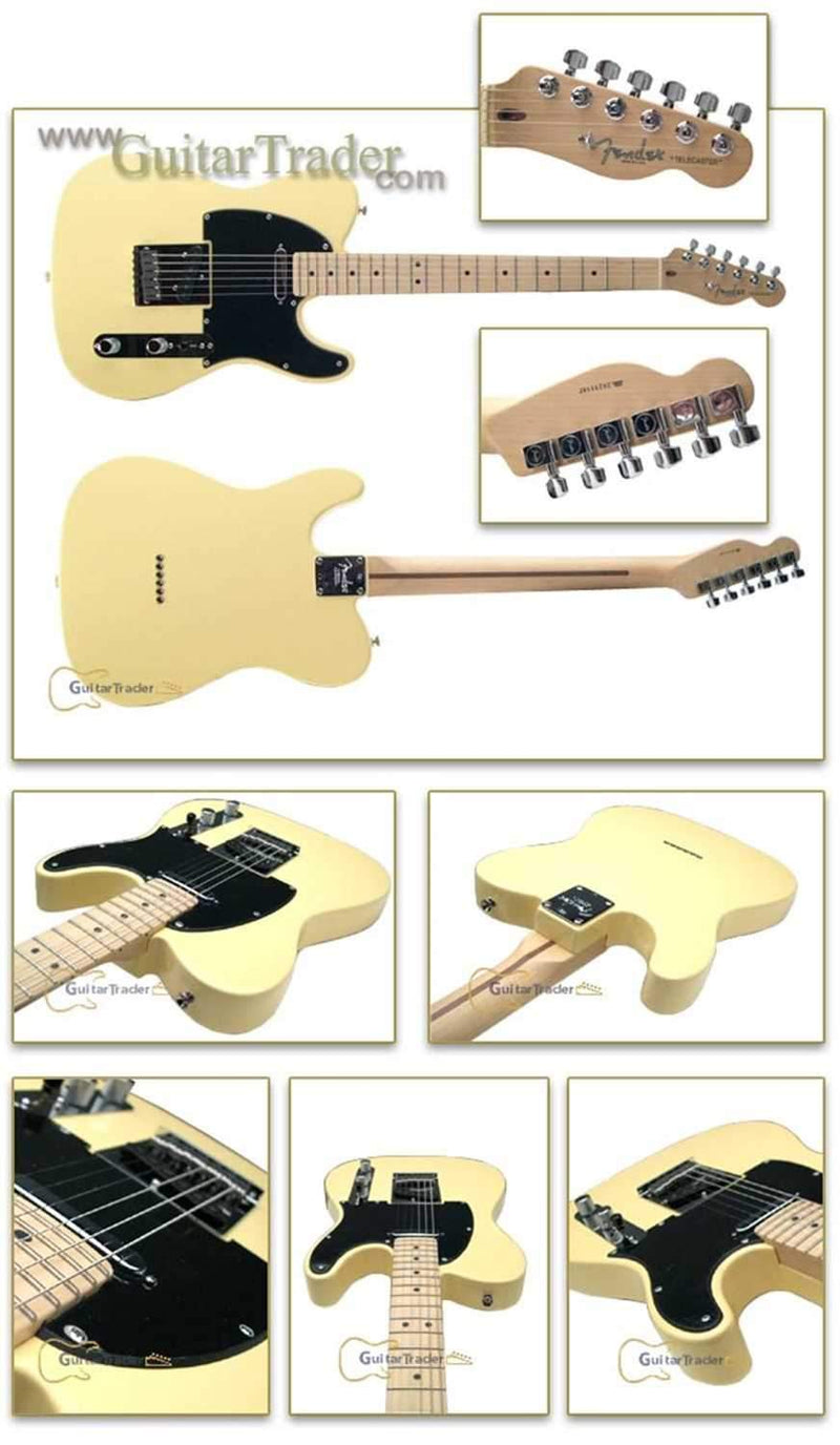Fender American Telecaster Electric Guitar MN - PSSL ProSound and Stage Lighting