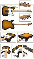 Fender American Ash Telecaster Electric Guitar MN - PSSL ProSound and Stage Lighting