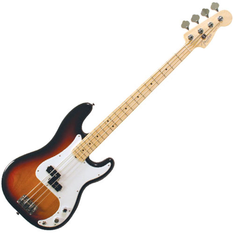 Fender American Precision Bass Guitar MN - PSSL ProSound and Stage Lighting