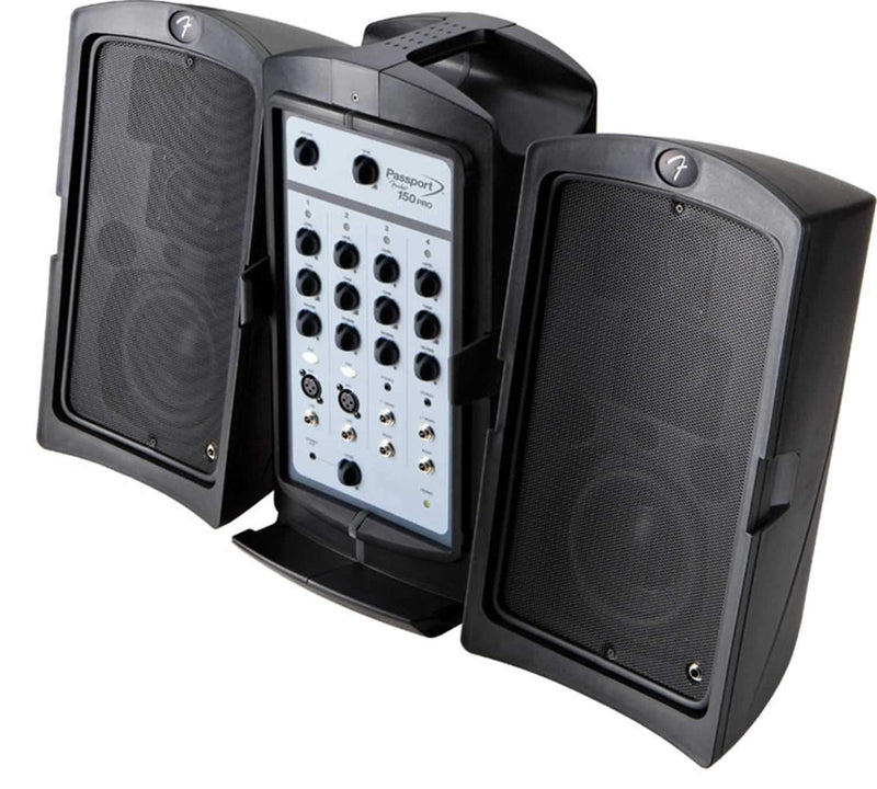Fender Passport 150 Pro Portable PA System - ProSound and Stage Lighting
