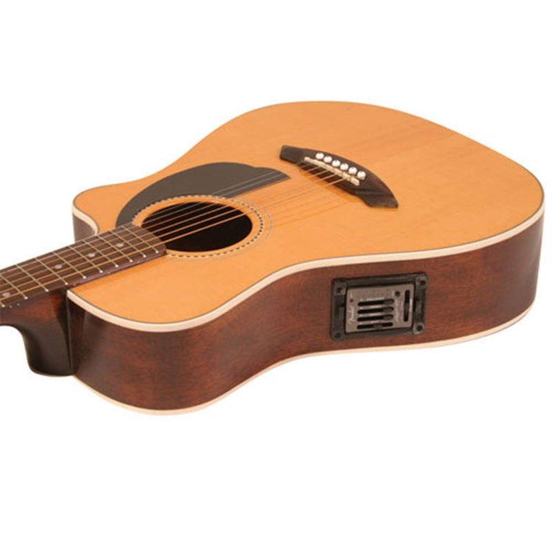 Fender Malibu SCE Acoustic/Electric Guitar - ProSound and Stage Lighting