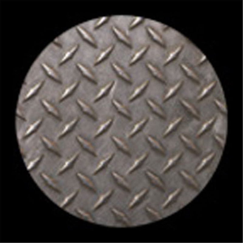 Glowtronics Non-Glow Slipmat - Diamond Plate - ProSound and Stage Lighting