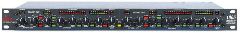 dbx 1066 Dual-Channel Compressor Limiter Gate - PSSL ProSound and Stage Lighting