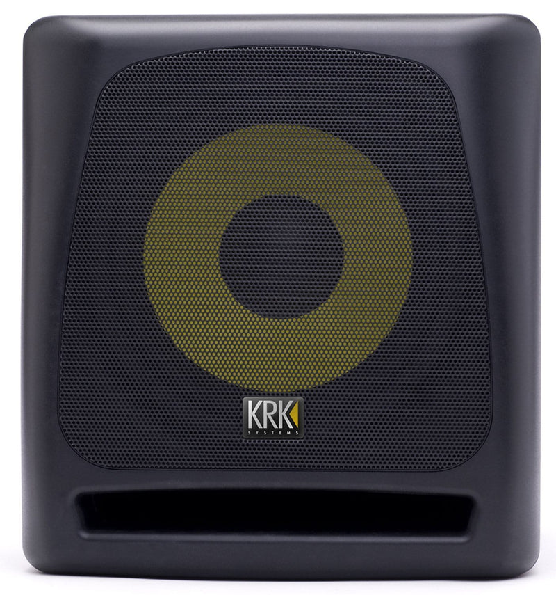 KRK 10S2 10-Inch Powered Studio Subwoofer - PSSL ProSound and Stage Lighting