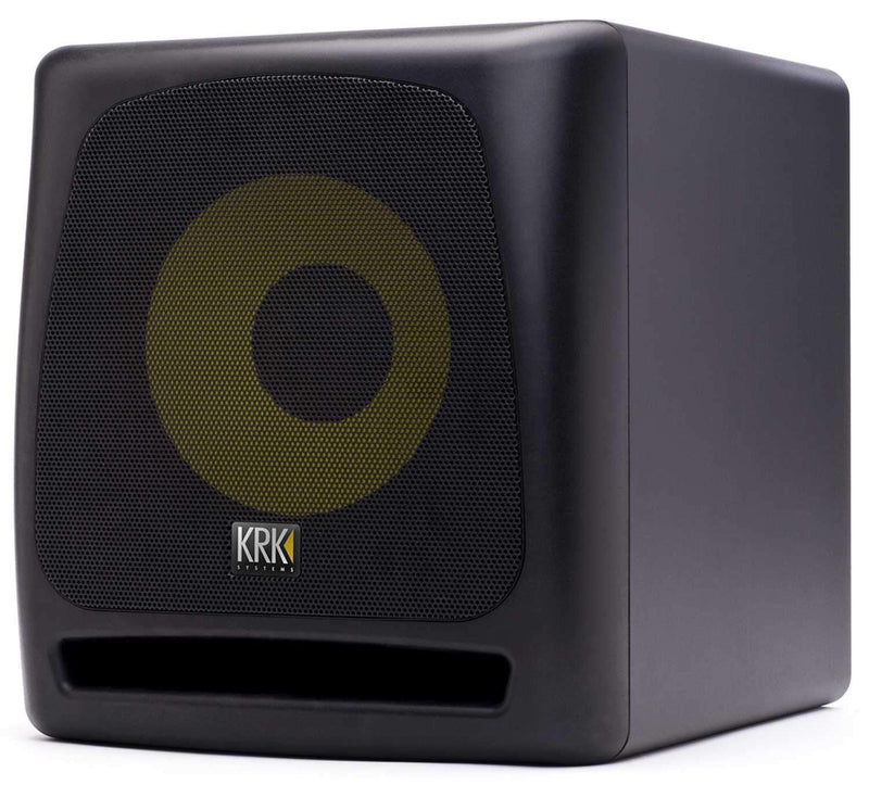 KRK 10S2 10-Inch Powered Studio Subwoofer - ProSound and Stage Lighting