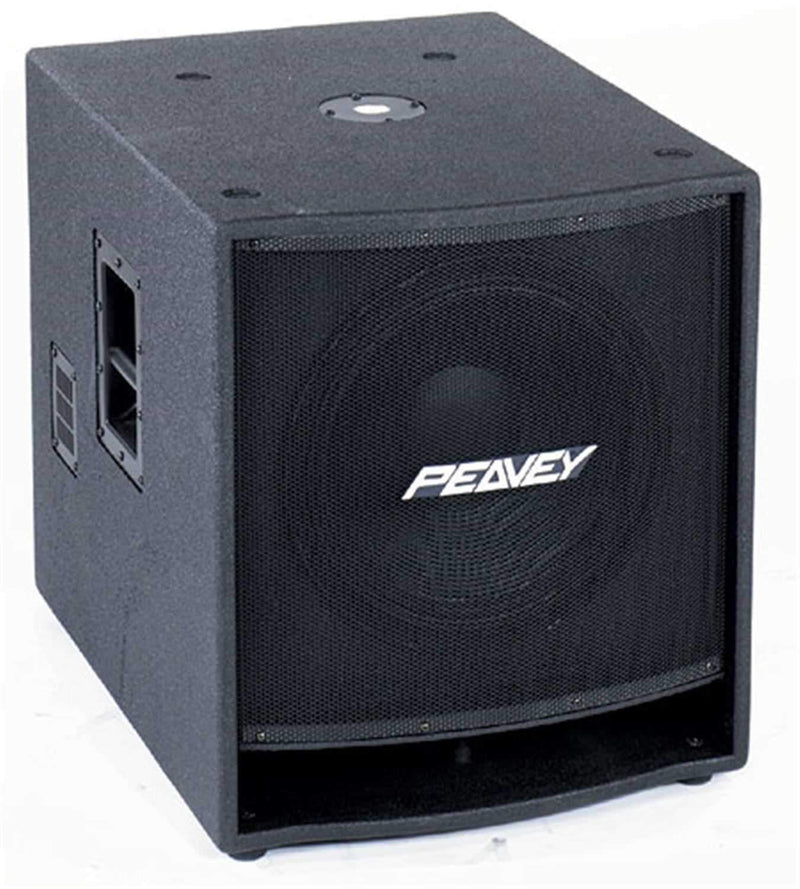 PEAVEY 115P 15-Inch Powered Subwoofer - PSSL ProSound and Stage Lighting