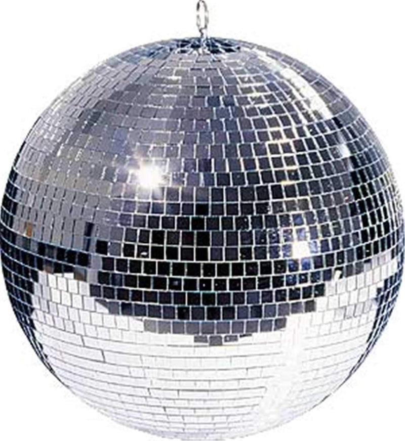 Eliminator Glass 12-Inch Mirror Ball - PSSL ProSound and Stage Lighting