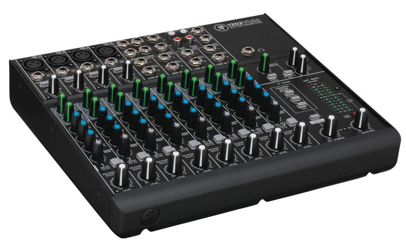 Mackie 1202VLZ4 12-Channel PA Mixer - ProSound and Stage Lighting