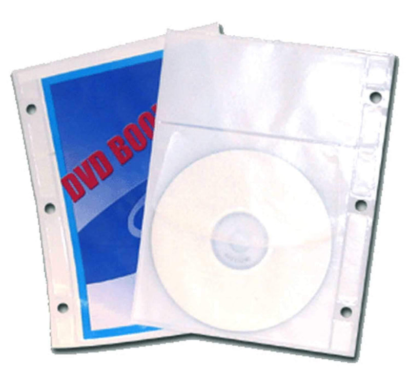 Univenture 12394 DVD Binder Page - PSSL ProSound and Stage Lighting