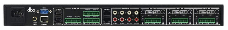 Dbx 1261M 12x6 Digital Zone Processor - PSSL ProSound and Stage Lighting