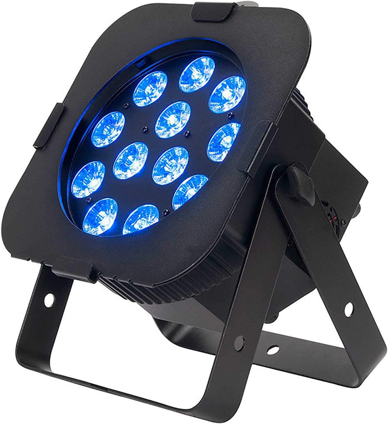 ADJ American DJ 12PX Hex RGBWA Plus UV LED Par Wash Light - PSSL ProSound and Stage Lighting
