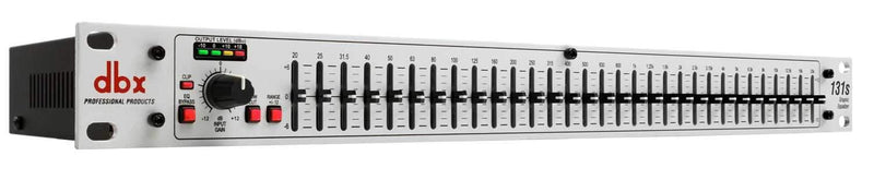 DBX 131S Single 31 Band Graphic EQ - ProSound and Stage Lighting