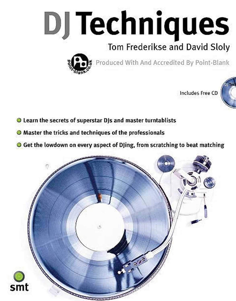 Hal Leonard Dj Techniques Teaching Manual - PSSL ProSound and Stage Lighting