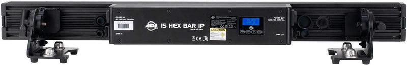 ADJ American DJ 15 HEX BAR IP RGBWA Plus UV LED IP65 Linear Fixture - PSSL ProSound and Stage Lighting